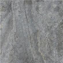 Argento Silver Travertine Tiles