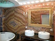 Bath Design with Onyx Fantastico