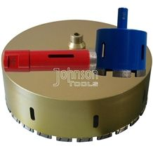Diamond Drilling Tool: Diamond Core Bit for Stone