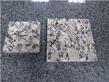 China Diamond Brown Granite Slabs & Tiles