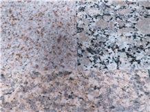 G682 & Tiger Skin Yellow & Gialle Golden Autumn Granite Slabs & Tiles