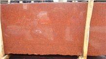 Taiwan Red, Red Granite Slabs & Tiles, Dyed Red Granite Slabs