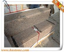 Rosa Porrino Granite Tiles & Slabs,Chaozhou Red Granite Tiles & Slab