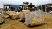 Blue-Basalt Stone, Vietnam Grey Basalt Block