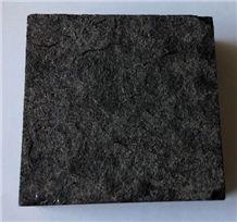New Shanxi Black Flamed, China Black Granite
