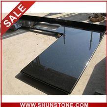 black galaxy granite countertops&kitchen bar top