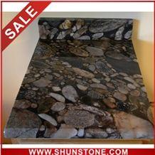 Newstar factory pre cut granite countertops