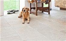Kota Stone Antique Floor Tiles