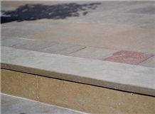 Kota Stone Block Steps