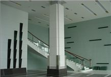 Crystallized Glass Stone Column