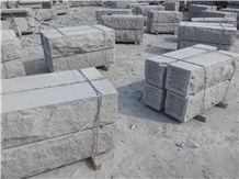 G341 Grey Granite Retaining Wall Stone