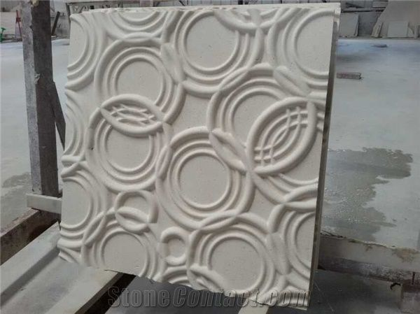 Marble Cnc Wall Panel 3d Walling 3d Cnc Natural Marble