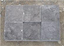 China Blue Stone Paving Stone, Tumbled Pavers