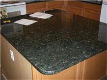 China Butterfly Green Granite Kitchen Countertop