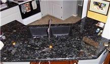 Labrador Antico Brown Granite Countertop