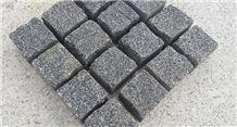 Negro Ochavo Special Granite Cube, Granito Negro Ochavo Especial