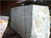 Calacatta Shapeless Marble Block