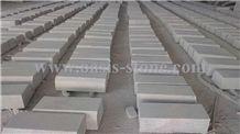 G603 Light Grey Granite Kerbstone,Kerb Stone