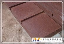 Red Porphyry Tiles & Slabs