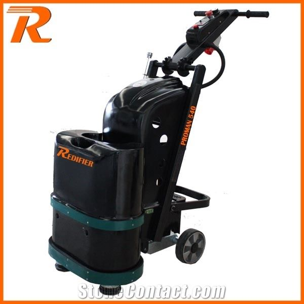 Floor Grinding Machine Dual Head Proman540 Plate from