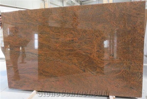 Red Multi Color Slabs Tiles Red Multi Granite Slabs Tiles