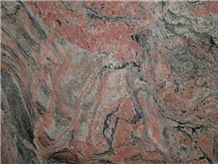 Red Juparana/Multicolor Red Flooring/Walling Chinese Red Granite Tiles & Slabs