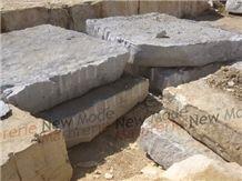 Gris Thala Grey Limestone Block,Tunisia Grey Limestone