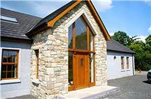 Donegal Rock Faced Sandstone Lintels