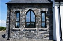 Donegal Slate Gothic Arch and Flat Arches