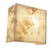 Honey Onyx Interior Wall Lamp