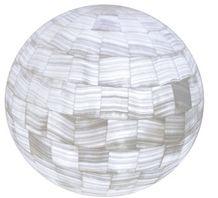 Mexico White Onyx Mosaic Interior Lamps
