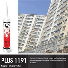 Plus 1191 Fireproof Silicone Sealant