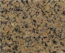 Kurtinskiy Granite Light Brown Tiles