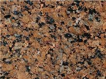Mezhdurecheskiy Light Brown Granite - Flower Of Ukraine Granite
