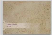 Fossus Limestone 2100l Polished