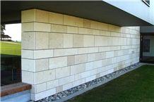 Limestone Massangis Jaune Clair Facade