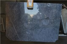 Era Silver Marble Slabs, Polished