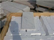 Bianco Carrara C Marble, White Marble Italy Tiles & Slabs