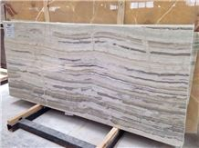 Zebra White Onyx Slabs & Tiles, Turkey White Onyx