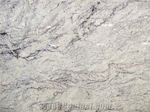 Bianco Romano Granite Slabs Tiles Brazil White Granite