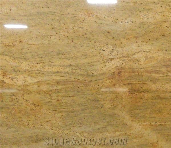 Giallo Alba Granite Slabs Tiles From United States 297938