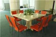 Marble Table Tops by Using Aluminum Honeycomb Panels