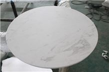 Round Tables with Al Honeycomb Panel