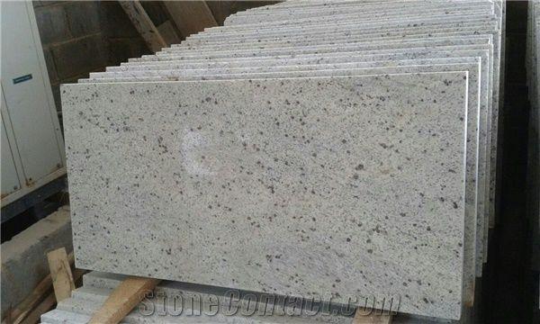 New Kashmir White Granite Slabs Tiles