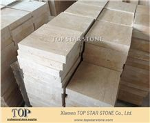 5cm thick Light Travertine Paver