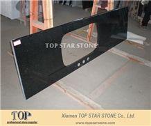 Black Galaxy Granite Kitchen Work Tops