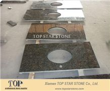 Tan Brown Granite Kitchen Worktops