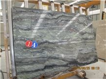Edith Marble Slab, China Green Marble