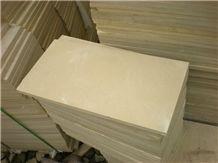 Light Beige Sandstone Tile, China Beige Sandstone