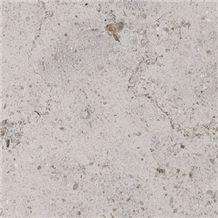 Azul Atlantico Limestone Slabs & Tiles, Portugal Grey Limestone